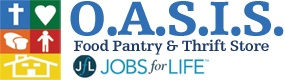 Oasis Food Pantry logo