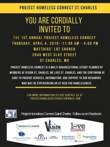 1st Annual Project Homeless Connect
