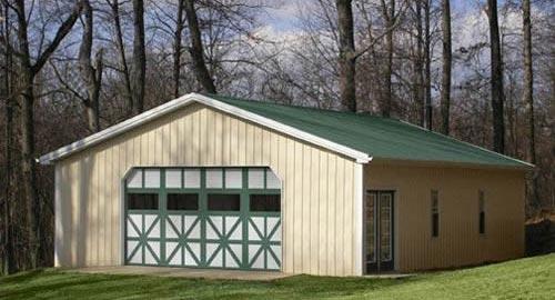 Pole Barn U0026 Work Shop Garage Doors