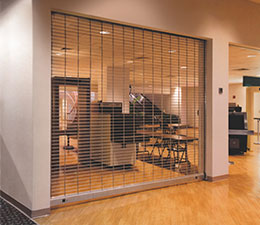 SECURITY GRILLES-CESG SERIES