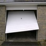 tilt-up garage door