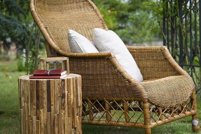 imagen mobiliario para jardín, terraza o balcón