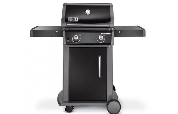 imagen Barbacoa Gas Spirit Original E-210 Black Weber
