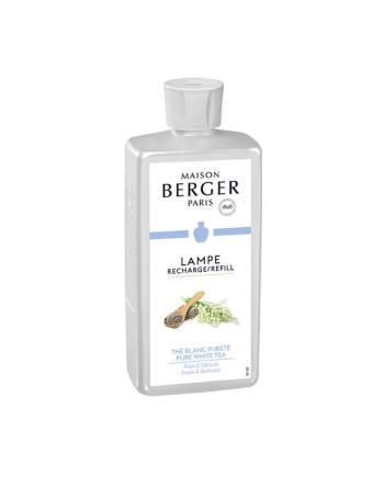 Imagen perfume thé blanc purete lampe berger