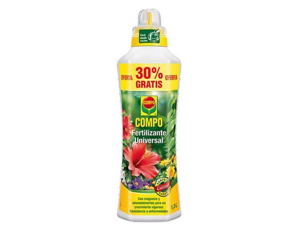 imagen Fertilizante Universal Liquido 1300 ml Compo