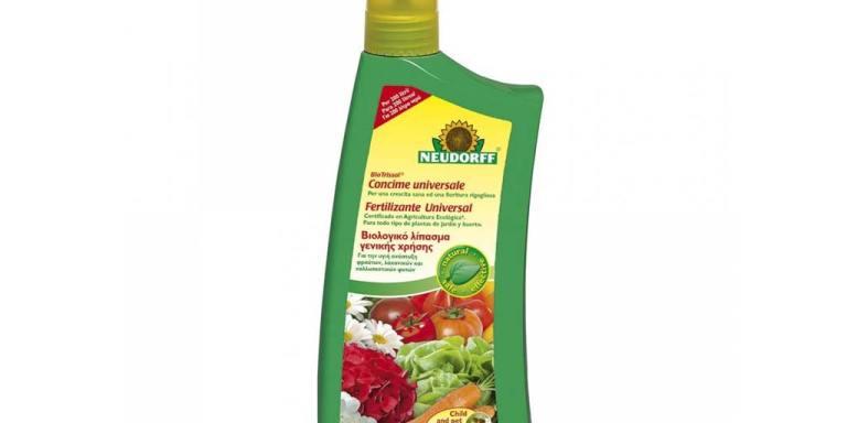 imagen fertilizante universal neudorff 1 litro