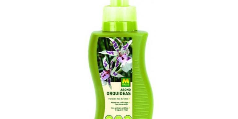 imagen Abono Orquídeas 350 ml Massó Garden