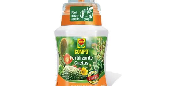 Imagen Fertilizante Cactus 500 ml Compo