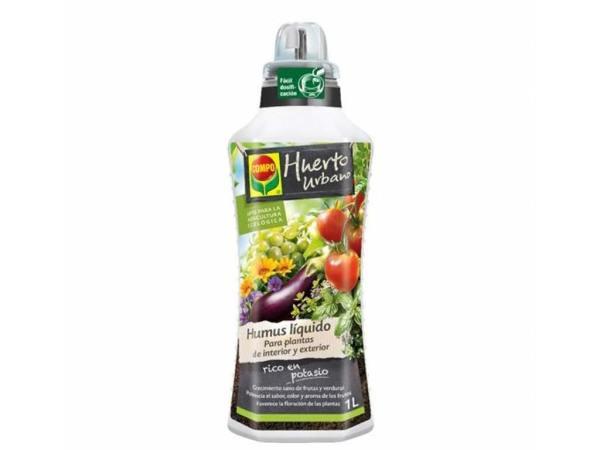 imagen Humus líquido 1 litro Compo