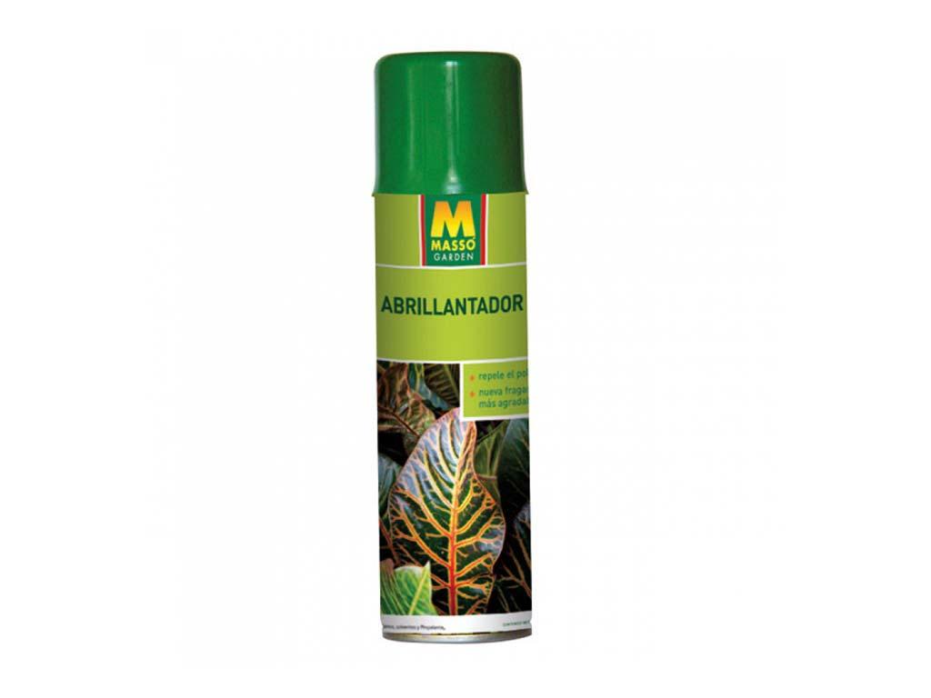 imagen Abrillantador de hojas ceras naturales 250 ml Massó Garden
