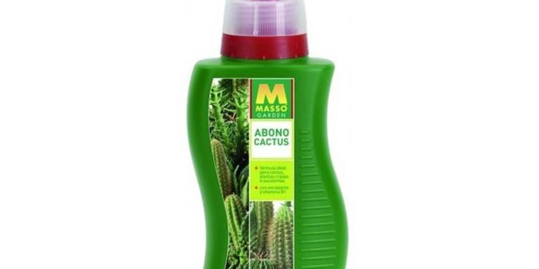 imagen Abono cactus 350 ml Massó Garden