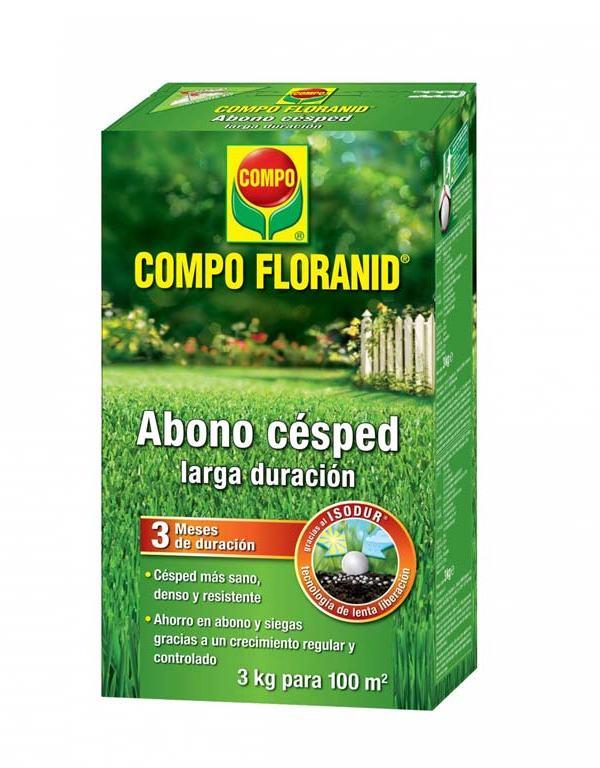 imagen Abono Césped Floranid 3 kg Compo