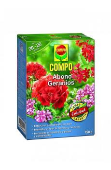 imagen abono geranios 750 g compo