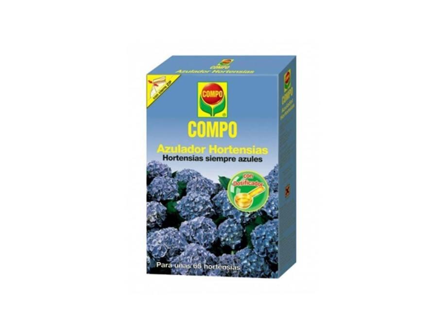imagen azulador hortensias 800 g Compo