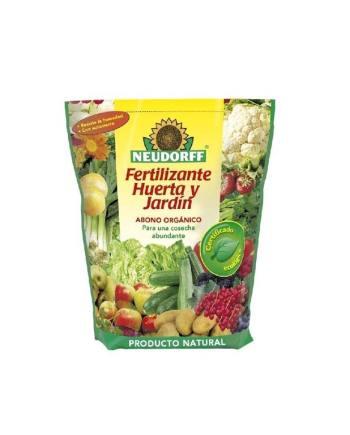 imagen fertilizante huerta y jardín neudorff 1,75 kg