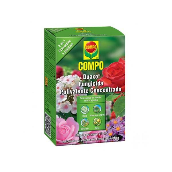 Duaxo Fungicida Polivalente Concentrado 100 ml Compo