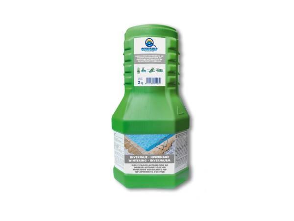 Dosificador automatico invernaje quimicamp