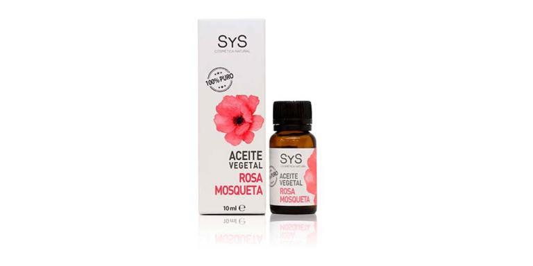 Aceite Vegetal Rosa Mosqueta 10ml SyS