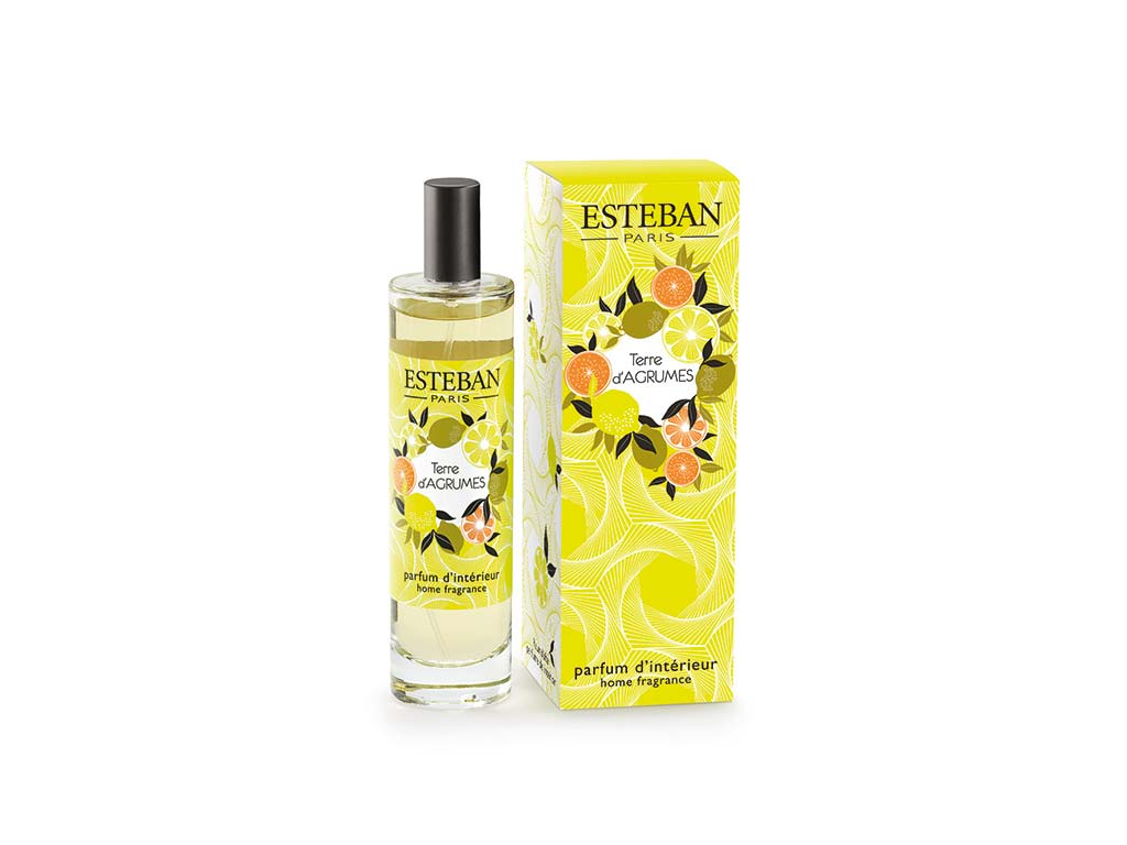 Ambientador Spray 100ml Terre d'Agrumes Esteban