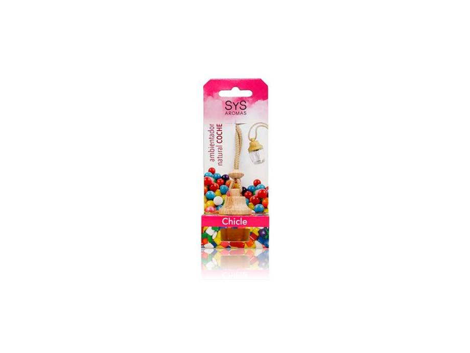 Ambientador Coche Chicle 7ml SyS