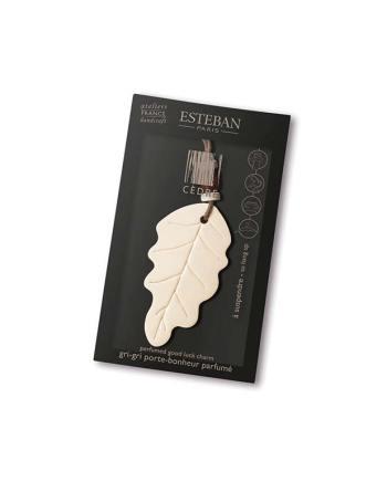 Amuleto Colgar Perfumado Cedro Esteban