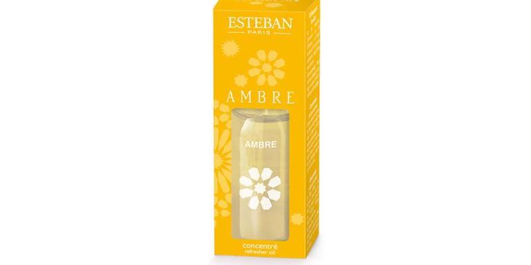 Concentrado de Perfume Ámbar Esteban