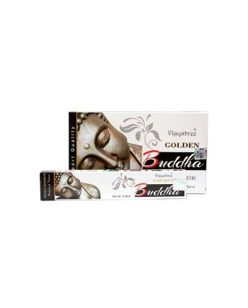Incienso Nag Champa Golden Buddha 15g SyS