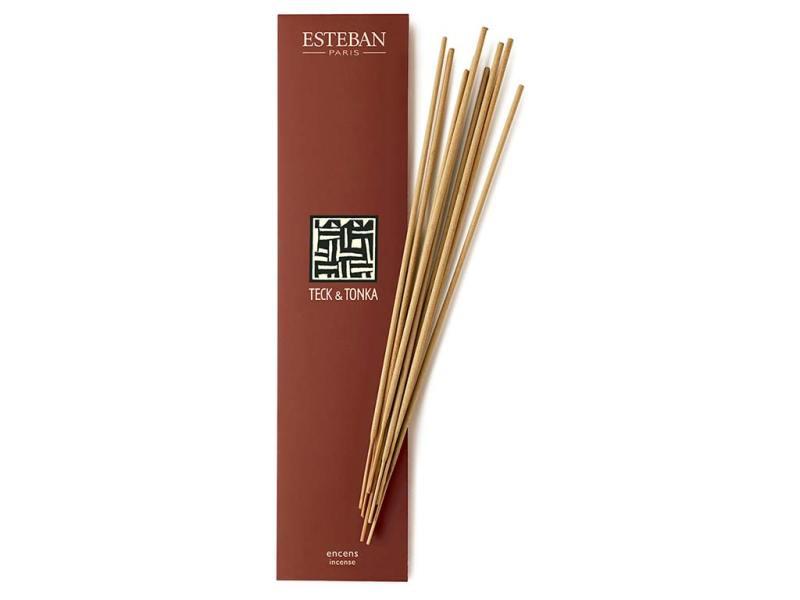 Incienso Sticks Teck & Tonka Esteban