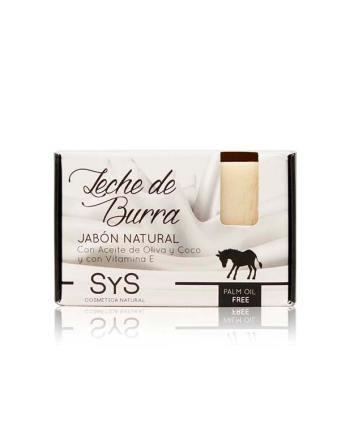 Jabón Natural Premium Leche de Burra 100g SyS
