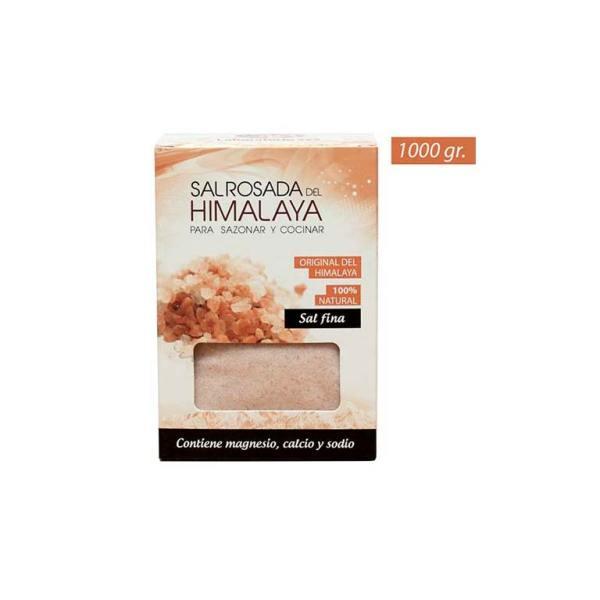 Sal Rosada del Himalaya Fina 1kg SyS