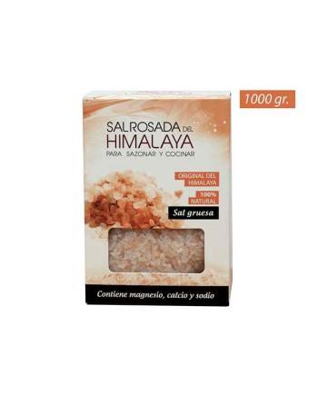 Sal Rosada del Himalaya Gruesa 1kg SyS