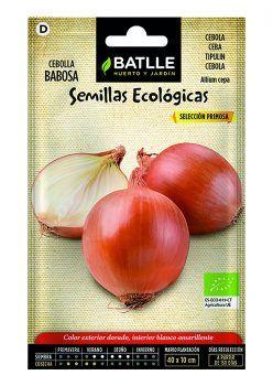 Semillas Cebolla Babosa Primosa ECO Batlle