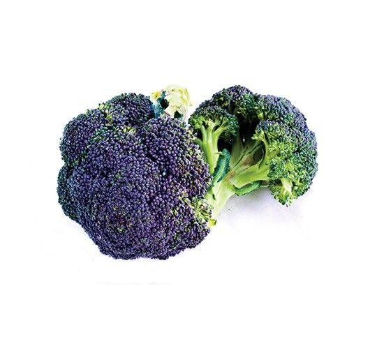 brócoli morado
