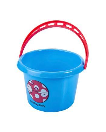 Balde de Plástico Azul Kids Garden Stocker