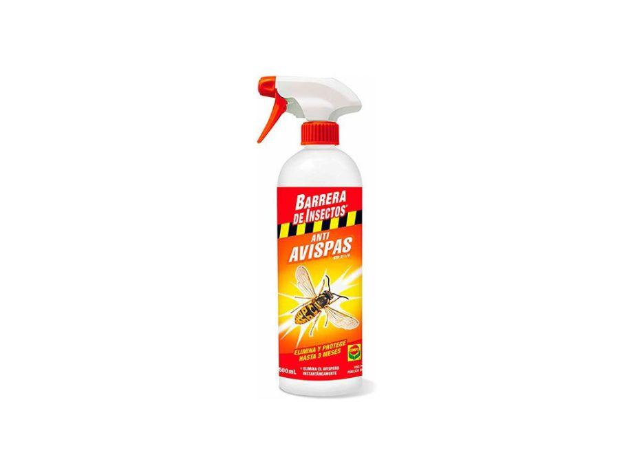 Barrera de Insectos Antiavispas 500 ml Compo