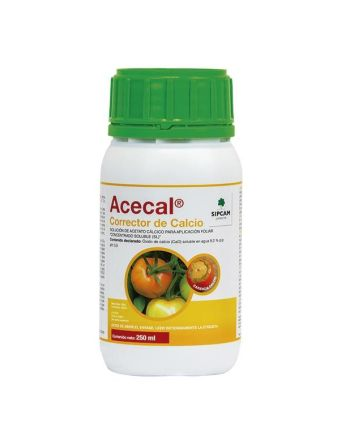 Acecal 250 ml corrector de calcio sipcam