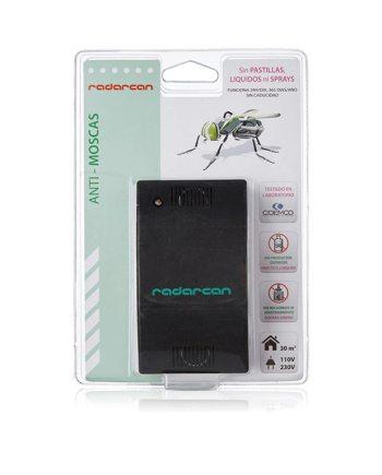 anti-moscas radarcan ahuyentador por ultrasonidos