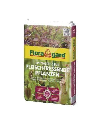 sustrato plantas carnívoras 3 L floragard