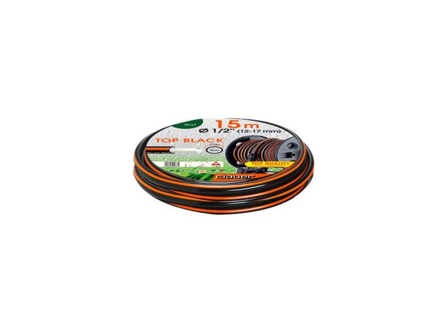 Manguera Top Black 15 m 12-17 mm Claber
