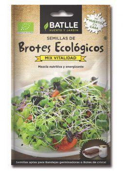 Semillas Brotes Mix Vitalidad ECO Batlle
