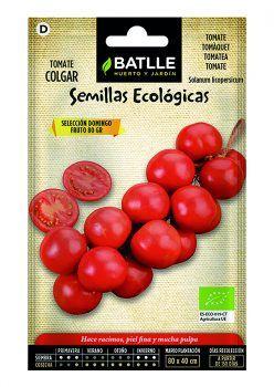 Semillas Tomate de Colgar ECO Batlle