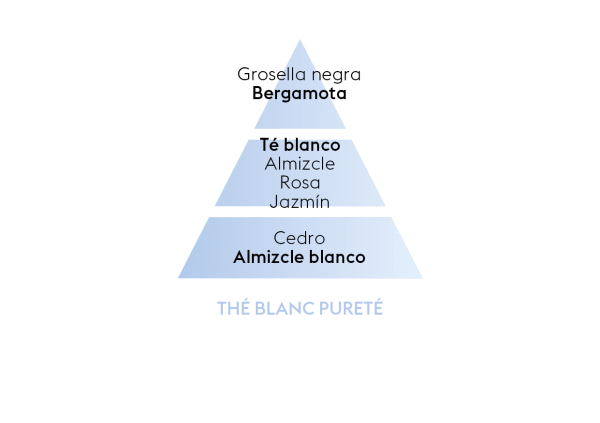 Perfume Thé Blanc Pureté 500 ml