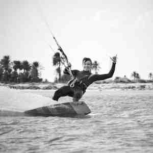 Kiteboarding Djerba, Tunisia