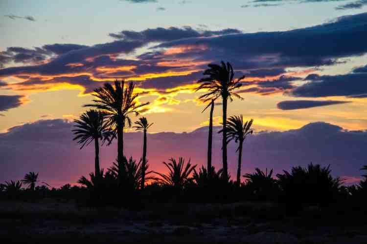 Fotografiere einzigartige Sonnenuntergänge