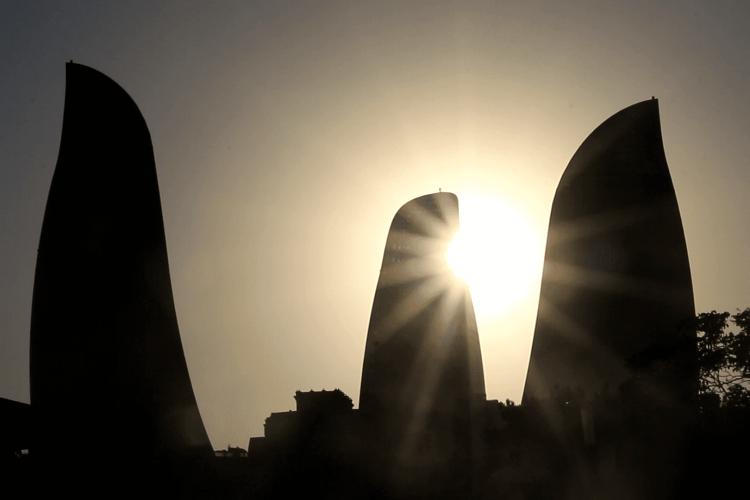Oasis Kite Baku