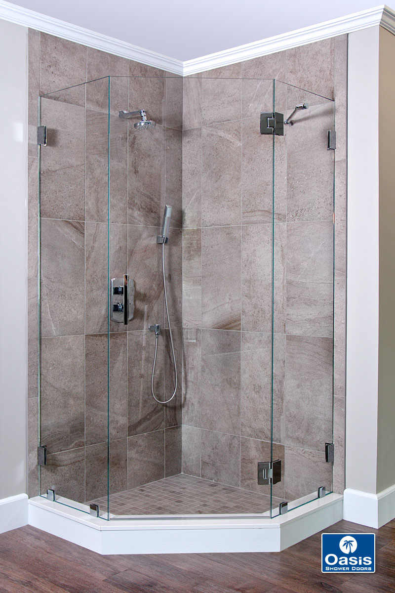 Custom Shower Enclosures Oasis Shower Doors
