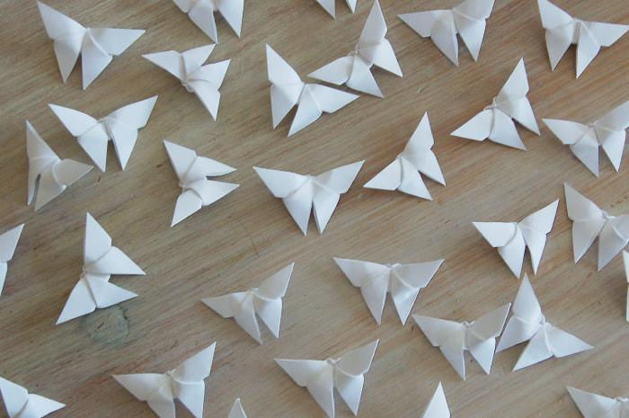 Vietnamese Artist Hoang Tien Quyet Takes Origami A Step Further ... | 465x700