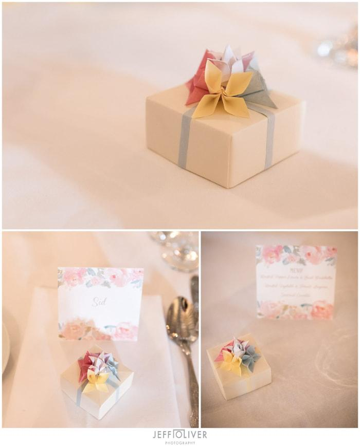 Wedding-Favour-Boxes-Spring-Themed-Handmade-Origami-Flowers-Boxes-Port-Lympne-Hotel-Jeff-Oliver-Photograpghy-2-Oast-House-Gifts