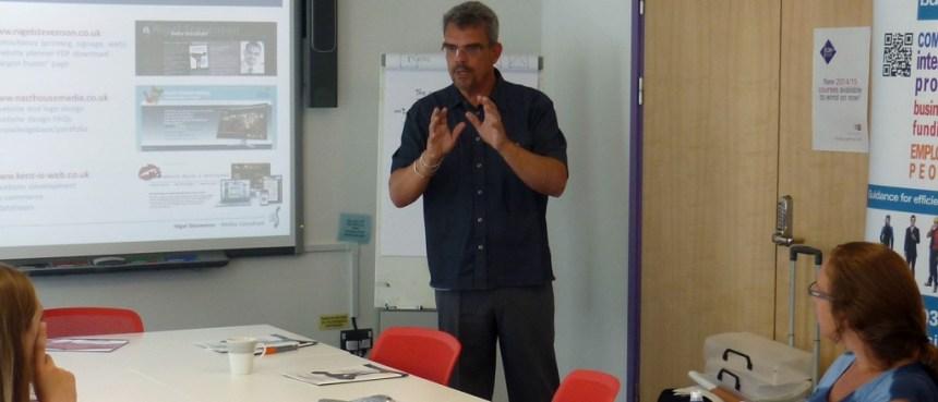 design presentation - Nigel Stevenson