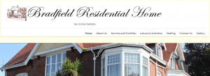 Residential Care Home, Deal, Kent website design clients